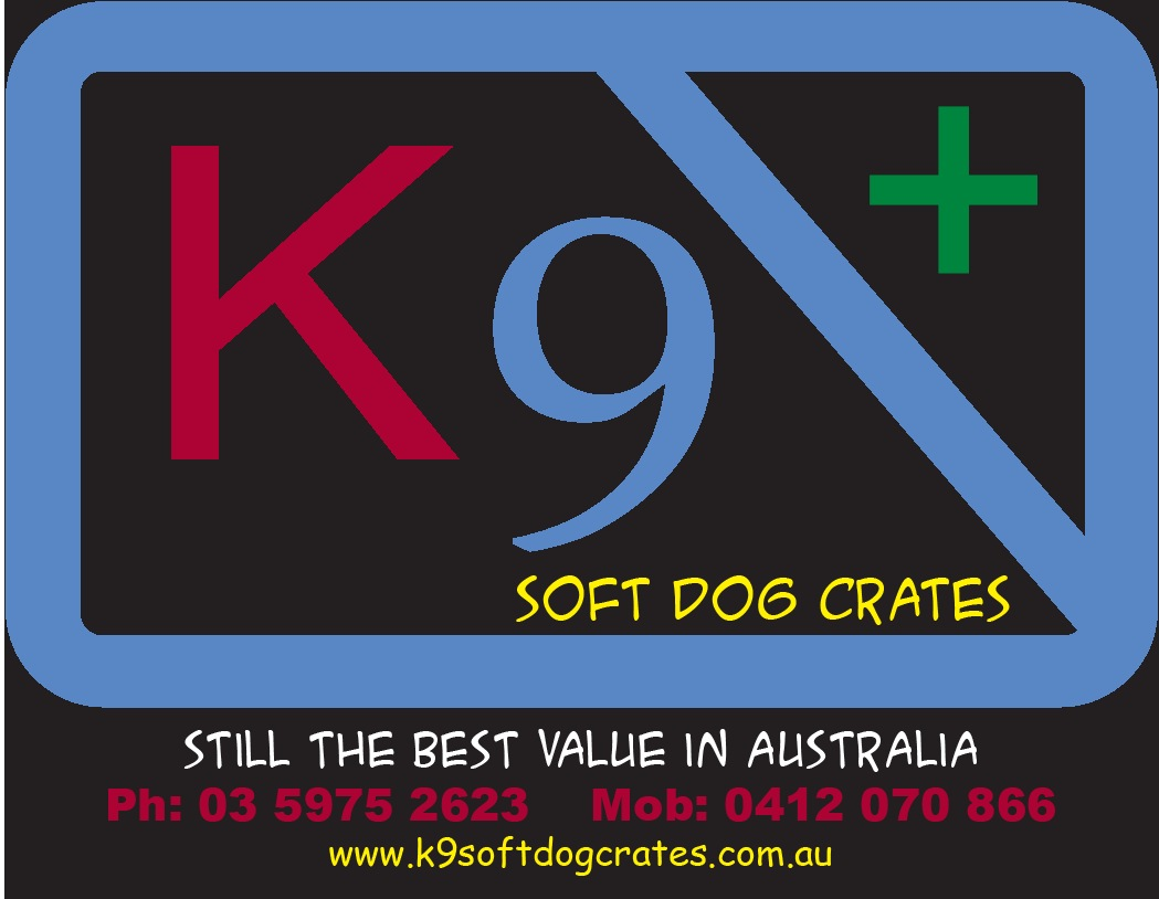 K9+ advertising logo color
